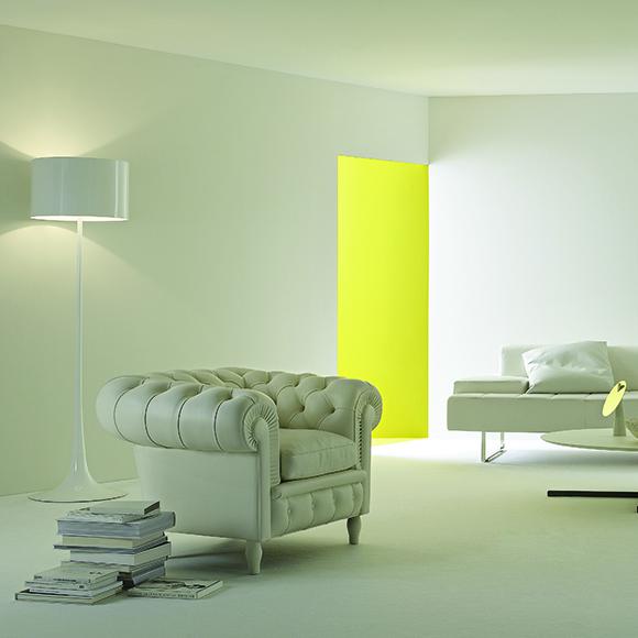 Il Design protagonista del soggiorno con Poltrona Frau – Scalo Milano